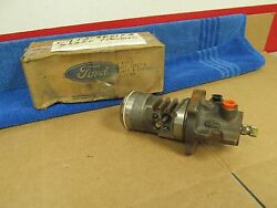 1968-70 Ford Truck Power Steering Shaft And Control  Nos Ford 1215