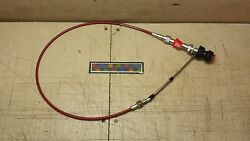NOS Teleflex Push-Pull Control Cable Assembly 48