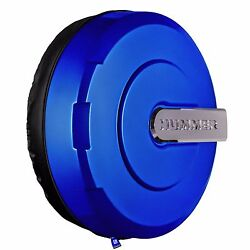32 Hummer H3 Xtreme Tire Cover - Color Matched - Superior Blue