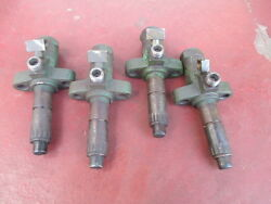 1955 Oliver Super 55 4 Cylinder Diesel Farm Tractor Fuel Injectors Free Shipping