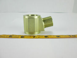 Tube And Coupling Parker Military Surplus Aviation Aircraft Airplane Space Sku B S