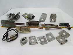 Lot Of Heating Elements Block Engine Diesel Commercial T