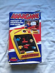 tomy aaaaghh game tested working boxed