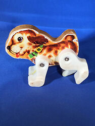 wooden puppy 1960 fisher price junior
