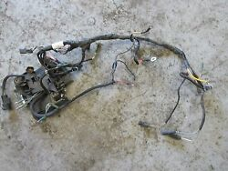 1996 Evinrude Outboard 200hp 2-stroke E200txedr Wiring Harness W/ Junction Box