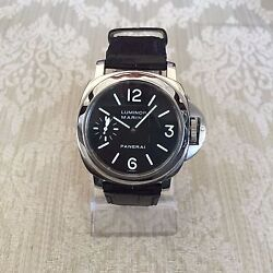 Panerai Pam 111 Steel 44mm  Luminor Marina  PAM00111