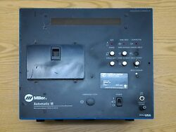 Miller 043268 Automatic M Microprocessor Welding Control / Serial Kh574366