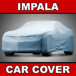 CHEVY IMPALA 2014 2015 2016 2017 2018 2019 CAR COVER ☑️ Waterproof ✔CUSTOM✔FIT $59.99