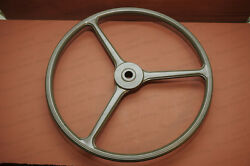 Willys Mb Or Ford Gpw Steering Wheel. Olive Green. Wwii Jeep. Lowest Shipping