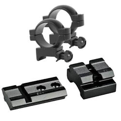 Scope Mounts Fits Winchester Model 94 Ae Angle Eject Includes Medium Rings