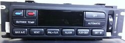 02 03 04 Ford F150 Climate Control AC Heat Non Heated Rear Glass Reman