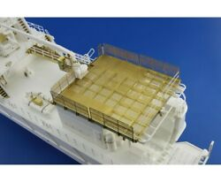 eduard 53164172 Ship- DGzRS H Marwede (2015 Edition) Heliport for Revell