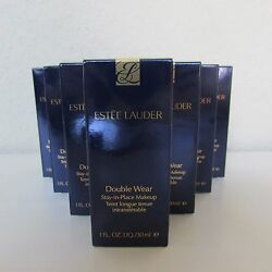 Estee Lauder Double Wear Stay-in-place Makeupchoose Your Shade1.0 Oz/30 Ml Nib