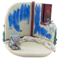 Painting Pals Model 1019-dhummelscapes / Goebel Made 1999 Hand Painted China