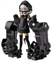 New Figma Sp-018 Black Rock Shooter Strength Figure Max Factory F/s