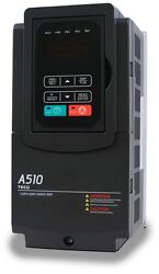 Teco Westinghouse Vfd Ac Drive A510-6030-s-c3 25hp/26.3a 575v 3 Phase In And Out
