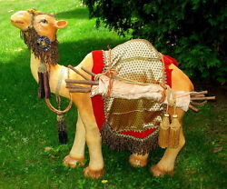 Katherine's Collection Large Nativity Camel - 38 Tall X 40 Long X 24 Wide