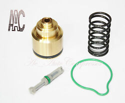 New Ford Scroll Compressor Control Valve W/screen + O-ring+ Spring Kit.