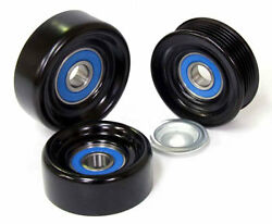 Nuline Pulley Kit For Holden Monaro Series 1 2 Cv6 3.8l Ecotec Supercharge 01-on