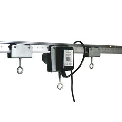 LIGHT MOVER 2x1m RAILS  FOR MOVING HYDROPONIC GROW LAMP HPSMH REFLECTORS