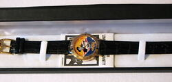 Disney Cruise Line Wonder Inaugural Voyage Exclusive Mickey Mouse Watch Mib