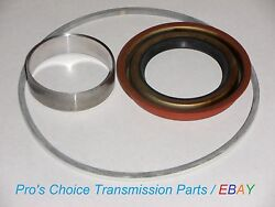 Completepump Reseal Kit With Bushing---fits Turbo Hydramatic 425 Transmissions
