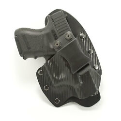 Springfield Nt Hybrid Concealed Iwb Gun Holster Kydex And Leather