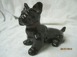Vintage Japan Ceramic Bulldog figurine
