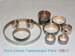 Complete Bushing Kit--fits All Ford C4 And C5 Transmissions From 1970 To 1986
