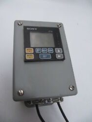 Sony Digital Probe Display Lt10-205 With 2 X Lt12 Probes - Tested
