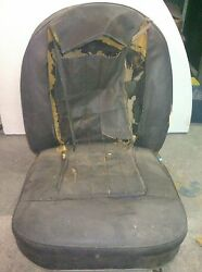 Vintage Passenger Bucket Seat Fiat Or Simca Or Volkswagen - Can You Identify