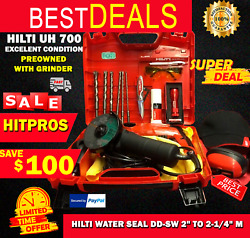 Hilti Uh 700 Preowned, L@@k ,excellent Condition, With Grander , Fast Shipping