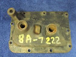 1949-50 Ford 3 Speed Transmission Shift Housing Cover Nos Ford 716