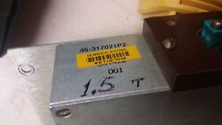 Ge Mri Signa 1.5t Pre Amp Protection | Pn 46-288510g1 | Iso Certified | Tested