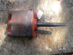 190 Gas Allis Chalmers Tractor Pto Gear Assembly Housing Am 6007 Free Shipping