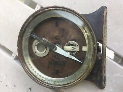Vintage Wwii Compass Used By German Military