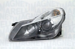Bi Xenon headlights with black controller pair FOR Mercedes SL R230 W230 2007-