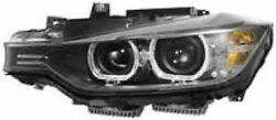 bi-xenon LEFT side headlight LED DRL lights FOR BMW 3 Series F30 F31 from 2011-