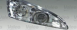 xenon right side headlight with daytime running DRL FOR PEUGEOT 508 from 11
