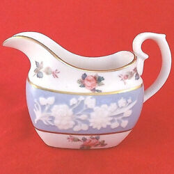 Maritime Rose By Spode Creamer 3 Tall 8 Ounces New Never Used Made In England