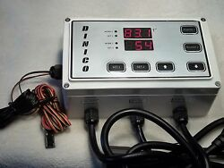Plug & Play Temperature Humidity Controller Terrarium Greenhouse Greenery Plant