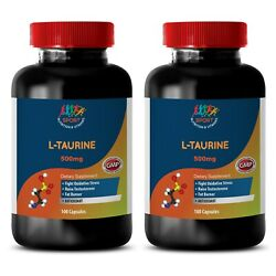 Provide Top Quality Protein - L-TAURINE 500mg - Pre Workout Capsules 2B