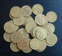 France - 5th Republic - 1959 To 2001 Pre-euro - 20 Centimes - Select The Date