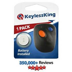 Replacement For 2001 2002 2003 2004 Subaru Forester Key Fob Keyless Entry Remote