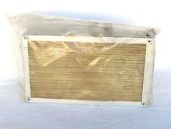 Air Maze New Charge Air Filter 120993 Mil-f-7194 P-11a Aircraft Vintage Part
