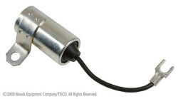 A0nn12300a Condenser For Ford 8n Tractor With Front Mount Distributor
