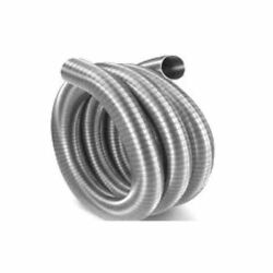 Flex-all Single Ply Stainless Steel Chimney Liner - 5 X 35and039