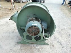 Spencer 1530-H Turbo 2800 C.F.M. - 40 Hp Pressure Suction Blower