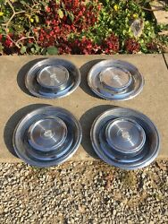 15 1968 Cadillac Hubcaps Wheel Covers