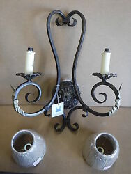 Murray Feiss Sconce Wb1159pbr Kitchen Bath Hall Entry Lights Lighting